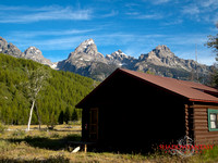 Grand Teton National Park and Yellowstone